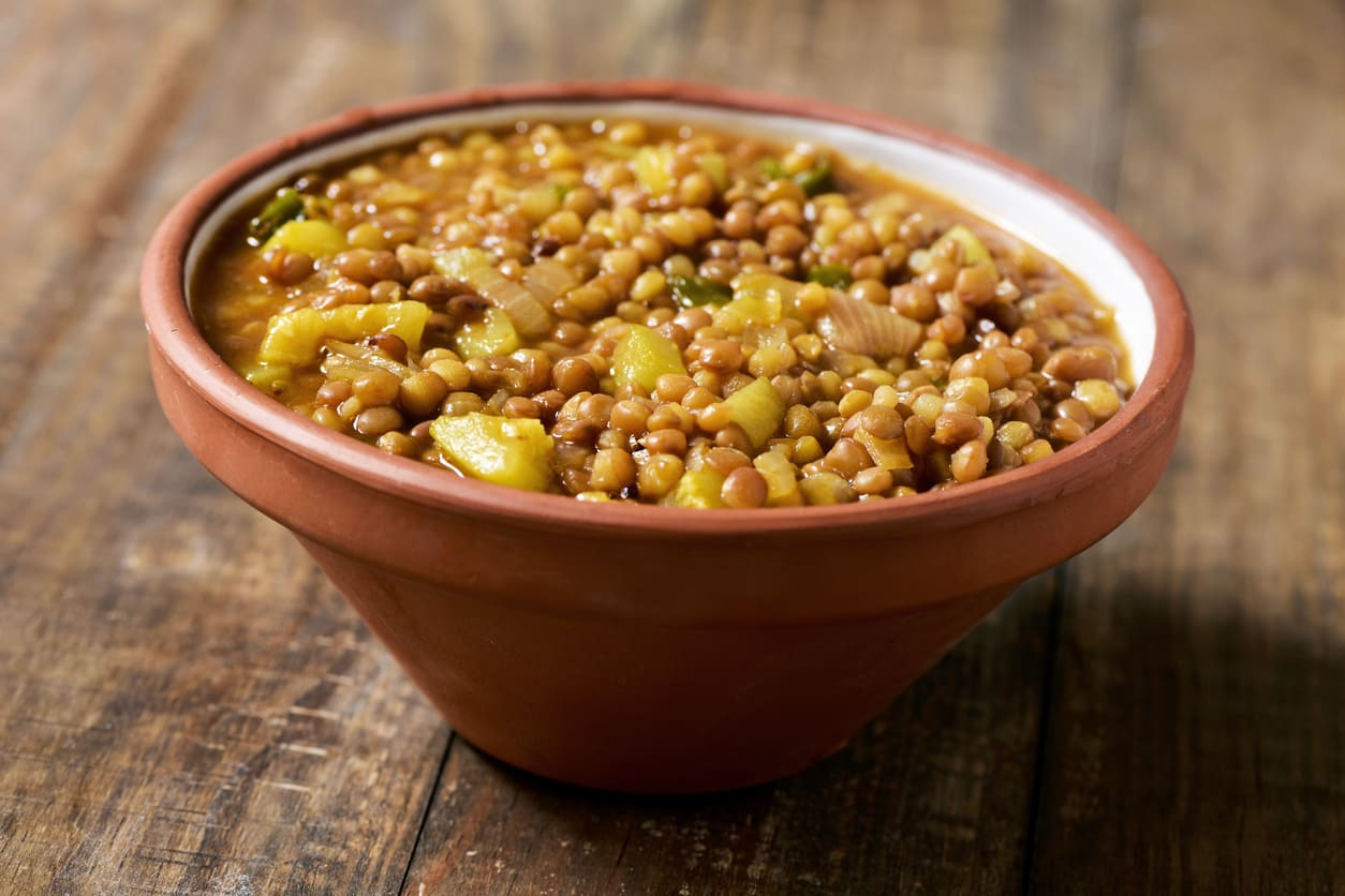 Ricetta lenticchie