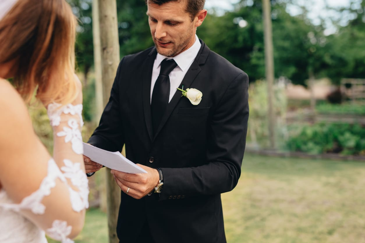 Letture consigliate per matrimonio civile