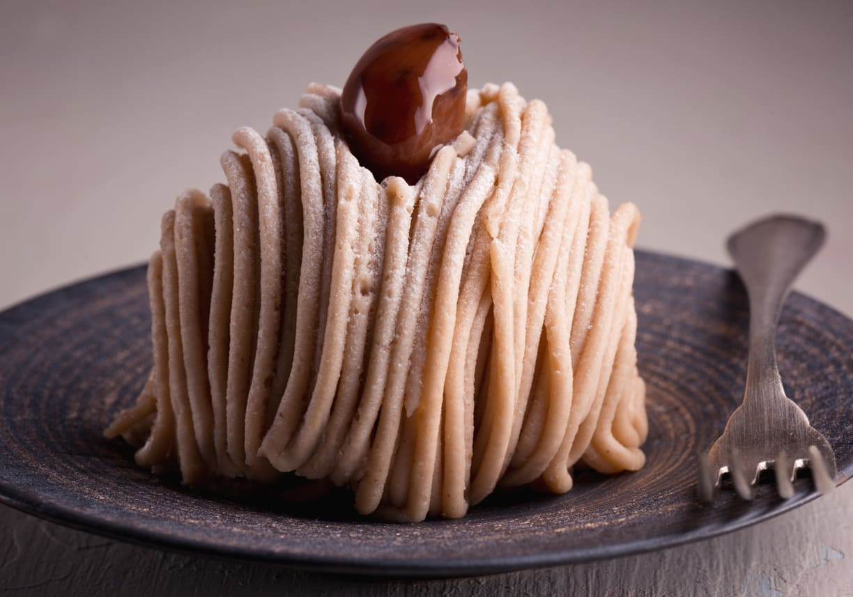 Mont Blanc dolce