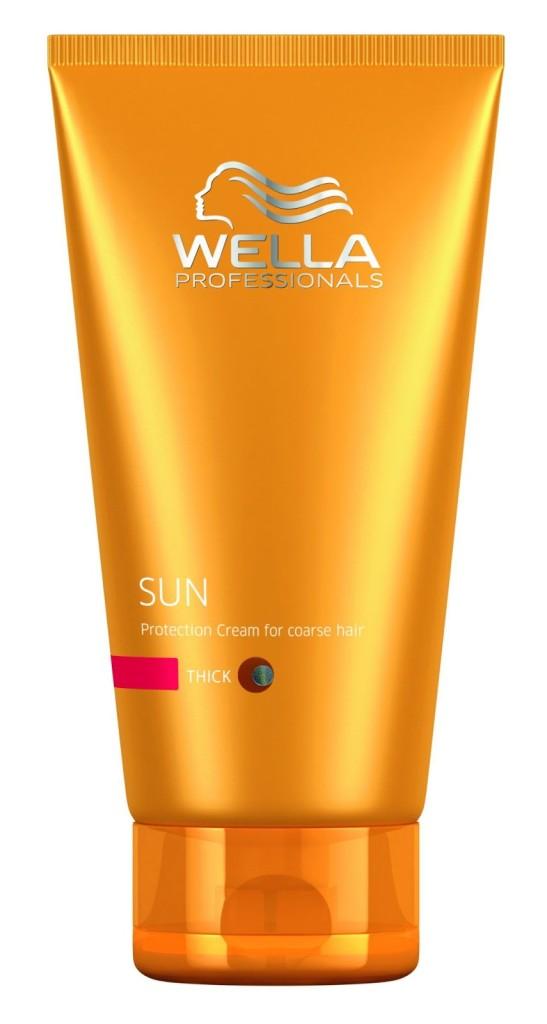 Professionals Sun Crema Protettiva per capelli grossi di Wella