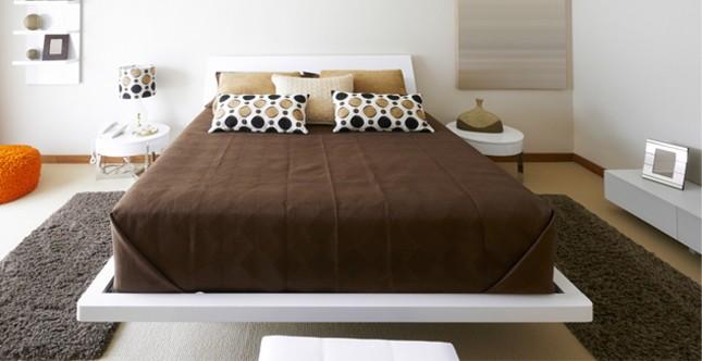 tappeto lungo e morbido per scendere dal letto