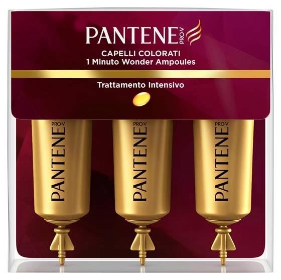 Pro-V 1 Minuto Wonder Ampoules di Pantene - trattamento con 3 ampolle