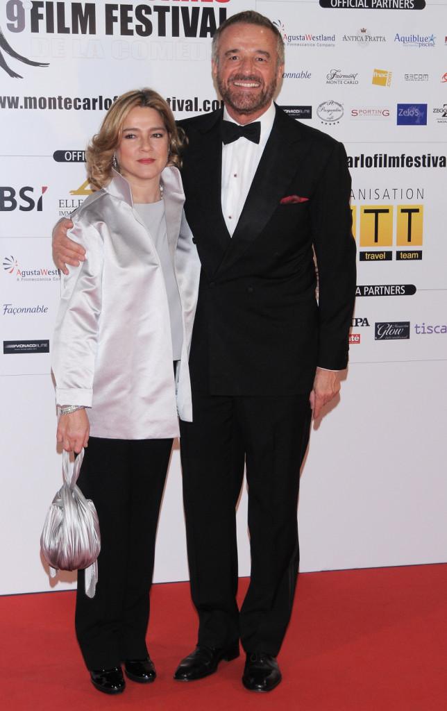 Sorella dell'attore Carlo, Silvia Verdone è la moglie di Christian De Sica e mamma di Brando e Maria Rosa