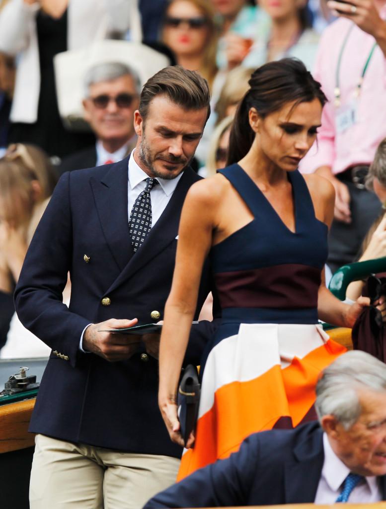 Sono belli, ricchi e anche innamorati: Victoria Adams e David Beckham stanno insieme dal 1997